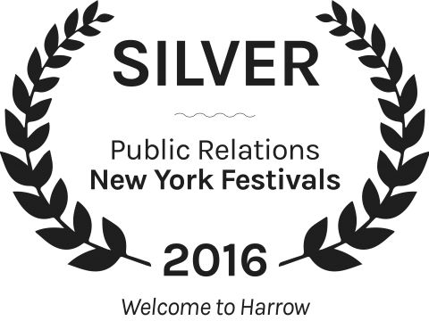 Welcome to Harrow Silver Public Relations New York Festivals